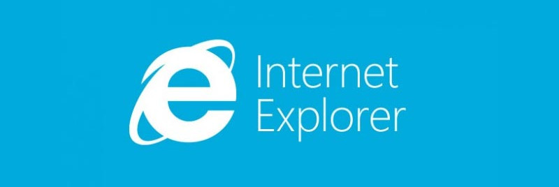 Picture of Internet Explorer browser